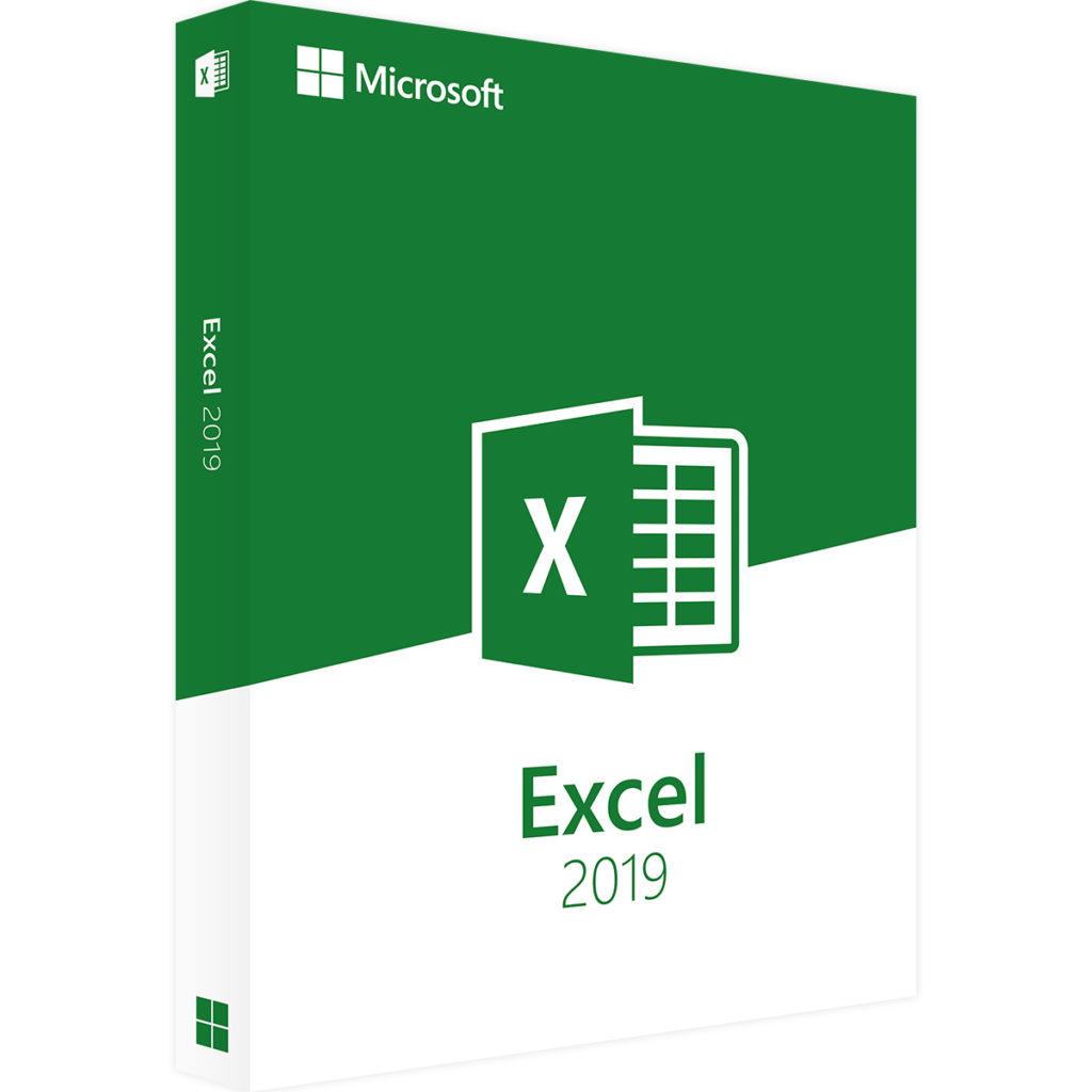 Baixar Excel 2019