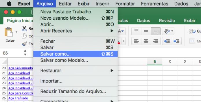 Excel para PDF – Aprenda a converter grátis